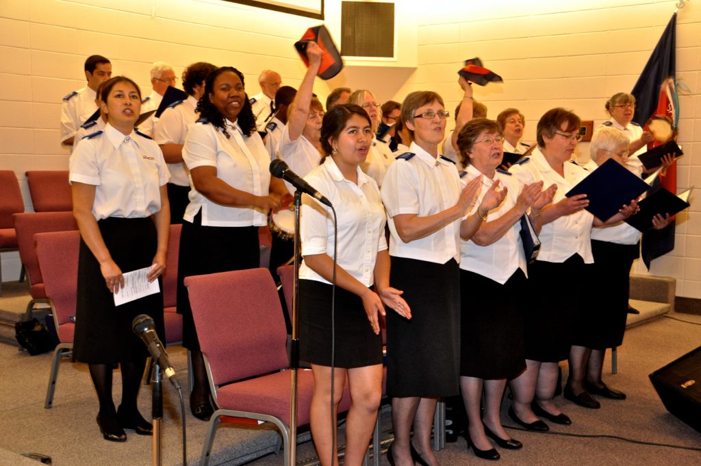 Ottawa Citadel Songsters